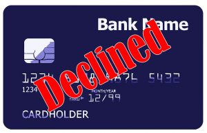 Card Declined